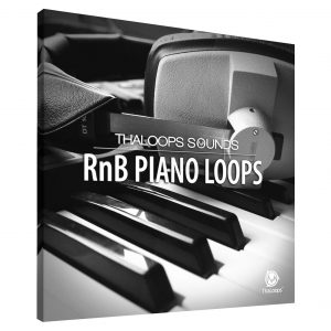 rnb piano loops