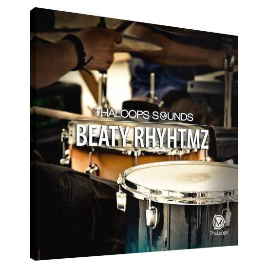 Beaty Rhythmz Drum loops pack