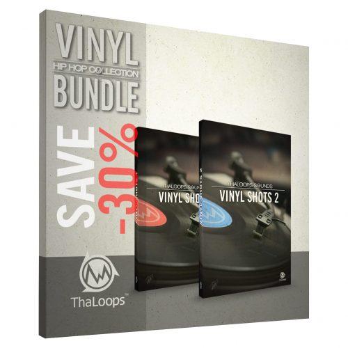 Vinyl Shots Bundle Samples for Hip Hop