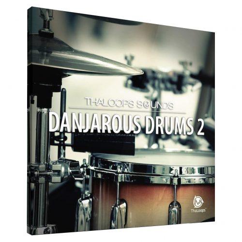 Danjarous Drums Two Samples for Hip Hop