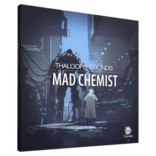 Mad Chemist Dubstep Loops