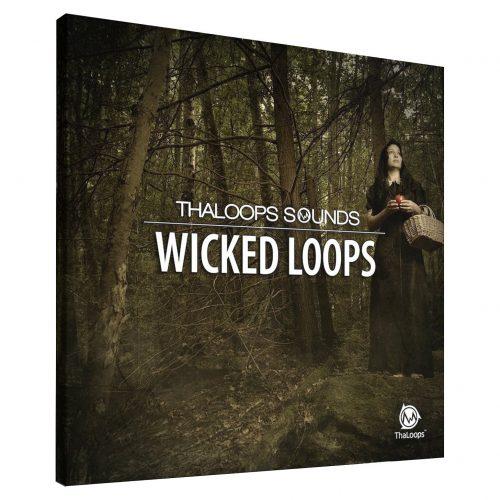 Wicked Eerie Hip Hop RnB Loops