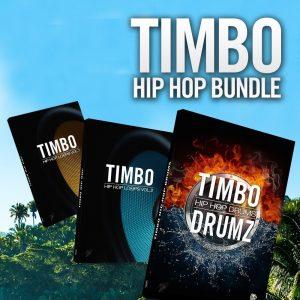 Timbo Hip Hop Bundle