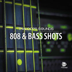 808 Hip Hop Bass Shots