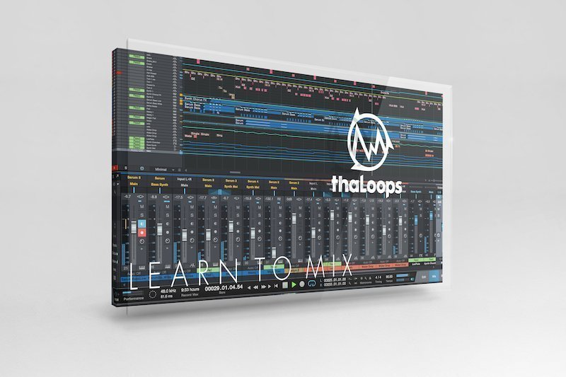 Learn To Mix Beats
