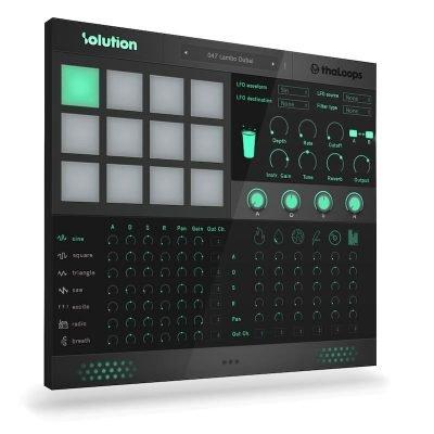 Solution Urban Vault VST instrument