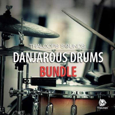 Danjarous Drums Bundle