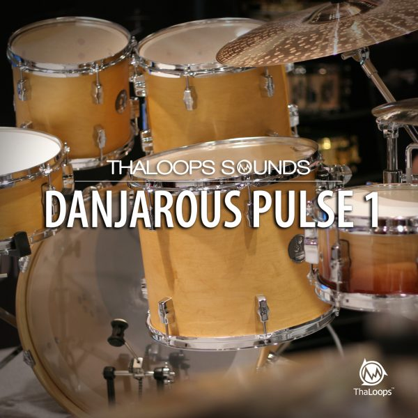 Danjarous Pulse 1 Drum Loops