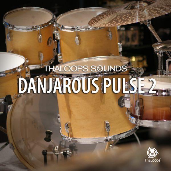 Danjarous Pulse 2 Drum Loops