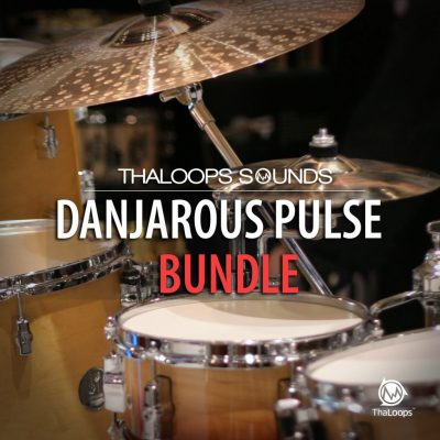 Danjarous Pulse drum loops bundle