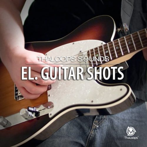 Electric Guitar Samples for Hip Hop Production