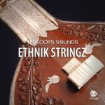 Ethnic Strings rare instrument loops