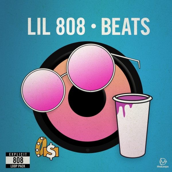 Lil 808 Samples and Loops