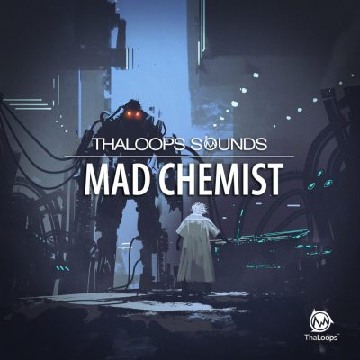 Mad Chemist Modern EDM Sample Pack