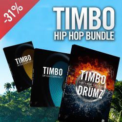 Timbo Hip Hop Bundle loops and samples Timbaland style