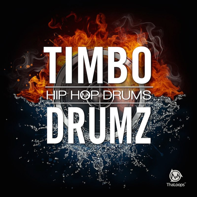 Timbo Hip Hop Drums Timbaland Style Drums