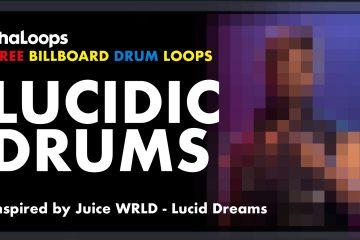 Free Drum Loop Lucidic