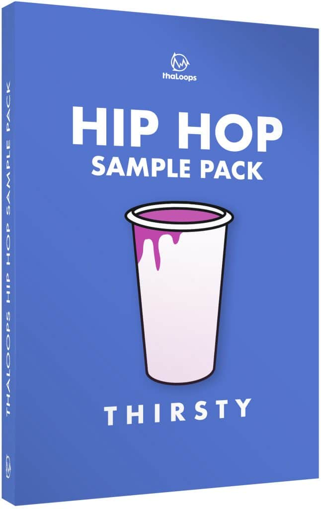 Thirsty Hip Hop Sample Pack