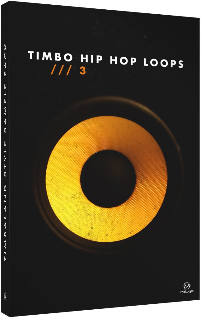 Timbo Hip Hop Loops 3 Box