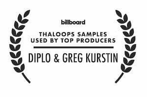 Diplo Greg Kurstin Badge