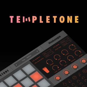 Templetone Virtual Instrument