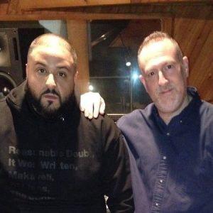 Glenn Swan and DJ Khaled