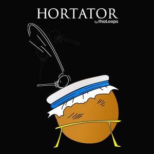 Hortator Bass Drum